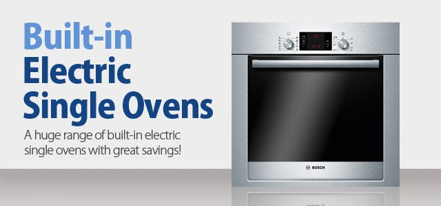 Electric Single Ovens
