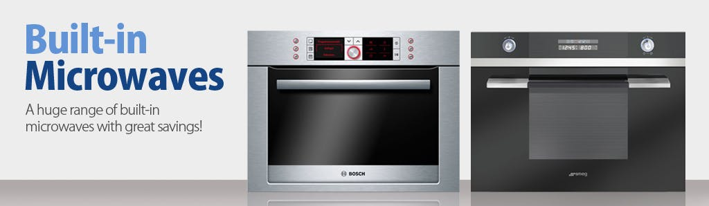 Sonic Direct S Selection Of Built In Microwaves Offer A Great Time Saver For Your Cooking Needs And Fit Perfectly The Kitchen