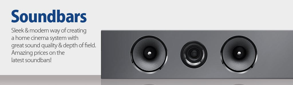 Here At Sonic Direct We Have A Huge Range Of Soundbars If You Re Looking For Sleek Modern Way Creating Home Cinema System Without Having To Give